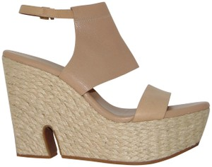 Cole Haan Nude Leather Sandals