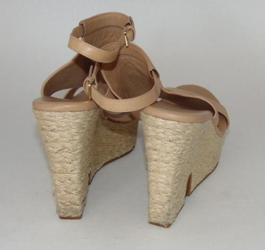 Cole Haan Nude Leather Sandals Image 2