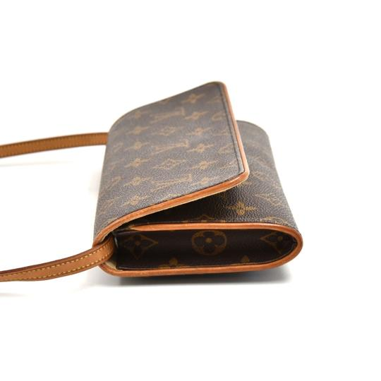 Louis Vuitton Brown Clutch Image 3