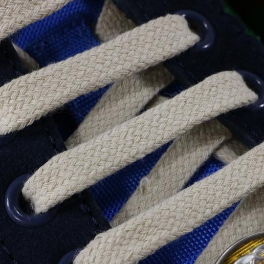 Gucci Sneakers Web Logo Sneakers blue Athletic Image 9