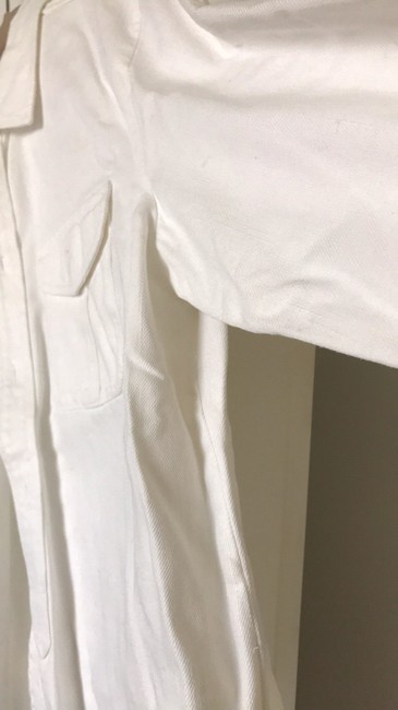 Madewell Button Down Shirt white Image 4