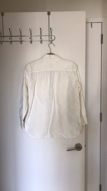 Madewell Button Down Shirt white Image 5