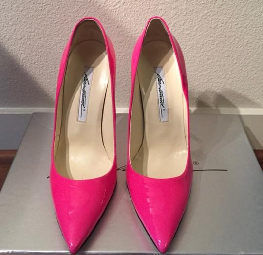 Brian Atwood pink Pumps Image 2
