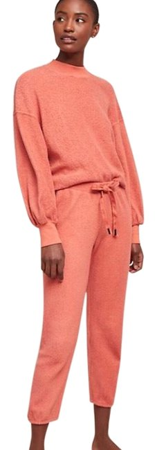 Preload https://img-static.tradesy.com/item/25655010/anthropologie-coral-stateside-terry-joggers-pants-size-4-s-27-0-1-650-650.jpg