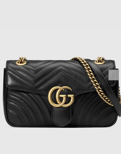 Preload https://item3.tradesy.com/images/gucci-marmont-small-gg-20-matelasse-black-leather-shoulder-bag-25655022-0-0.jpg?width=440&height=440