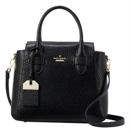 Preload https://img-static.tradesy.com/item/25655034/kate-spade-kylie-carter-black-leather-tote-0-1-540-540.jpg