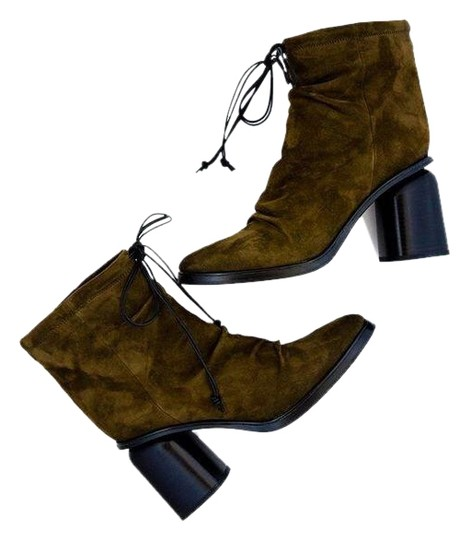 Preload https://img-static.tradesy.com/item/25655066/olive-rounded-toe-suede-bootsbooties-size-eu-36-approx-us-6-regular-m-b-0-1-540-540.jpg
