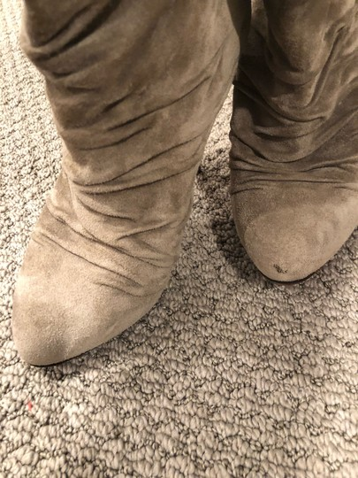 Christian Louboutin taupe/gray Boots Image 4