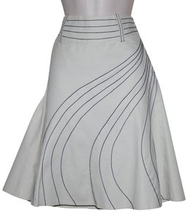 Nanette Lepore Skirt off white