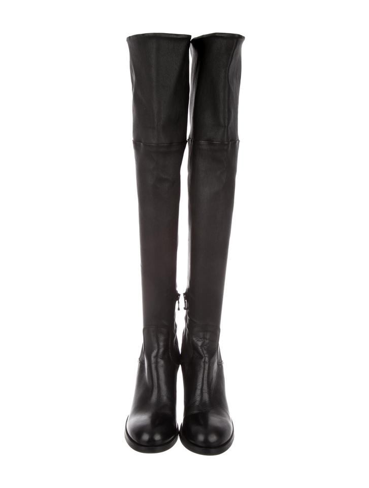 ffb10b87158 Barneys New York Soft Leather Over-the-knee Boots/Booties Size EU 39  (Approx. US 9) Regular (M, B)