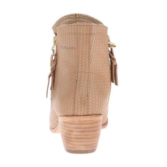 Wolverine Leather Side-zip Tan Boots Image 3