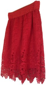 verty Skirt Red