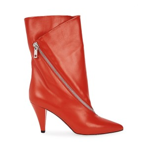 Givenchy Red Boots