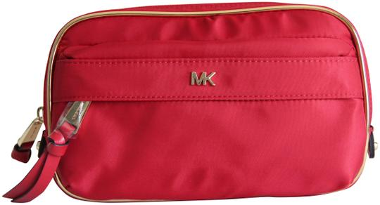 Michael Kors Michael Kors Nylon Utility Belt Bag Fanny Pack Red Image 2