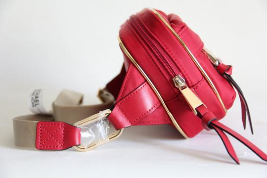 Michael Kors Michael Kors Nylon Utility Belt Bag Fanny Pack Red Image 6