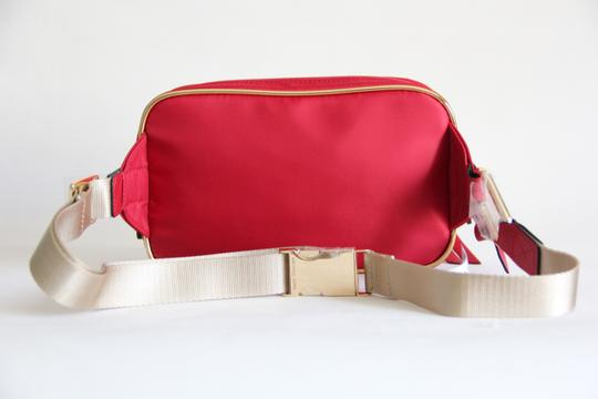 Michael Kors Michael Kors Nylon Utility Belt Bag Fanny Pack Red Image 7