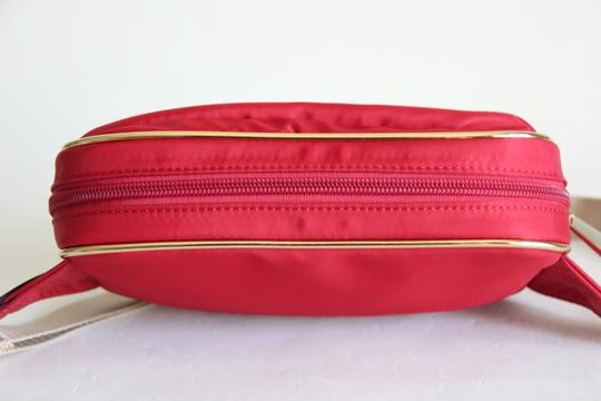 Michael Kors Michael Kors Nylon Utility Belt Bag Fanny Pack Red Image 8