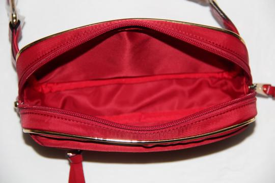 Michael Kors Michael Kors Nylon Utility Belt Bag Fanny Pack Red Image 9