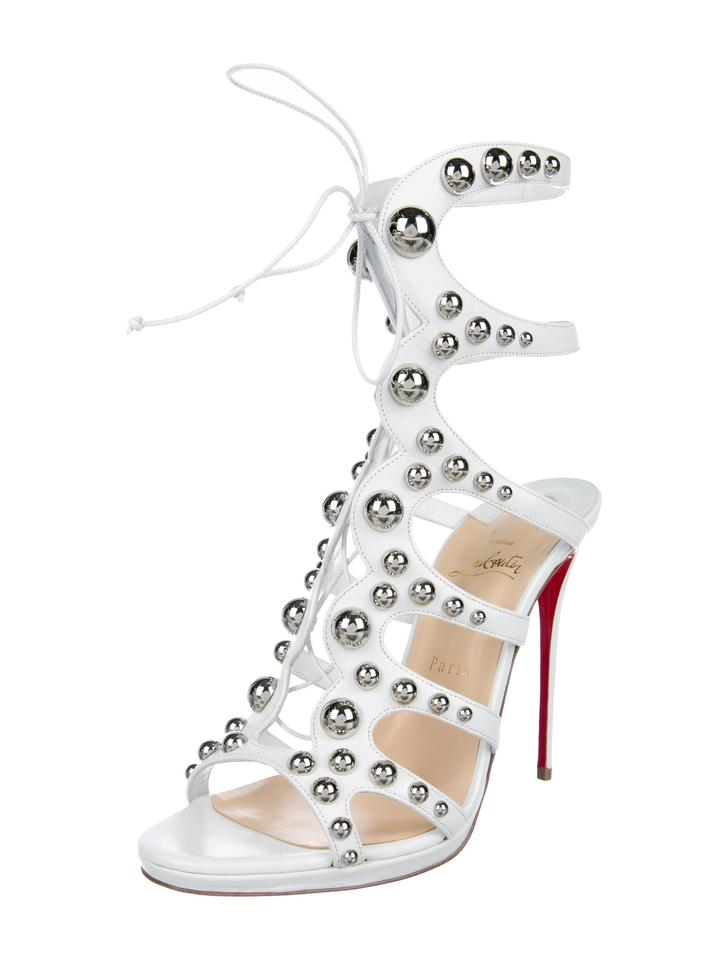 b4cd2a39a7c Christian Louboutin Sandals Regular (M, B) 11 Up to 90% off at Tradesy