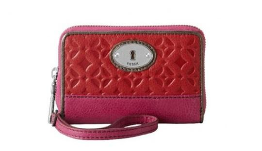 fossil Red Geldbeutel Perfect Sig Multi Sl4048995 Wallet Image 2