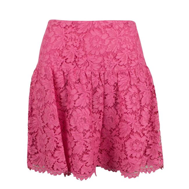 Preload https://img-static.tradesy.com/item/25657182/valentino-pink-lace-floral-embroidered-skirt-size-4-s-27-0-0-650-650.jpg