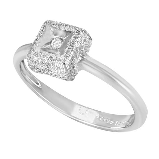 Saya Diamond Ladies Ring 0.02 Cttw Size 8 Image 2