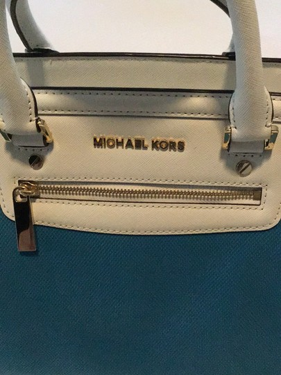 MICHAEL Michael Kors Tote in turquoise Image 1