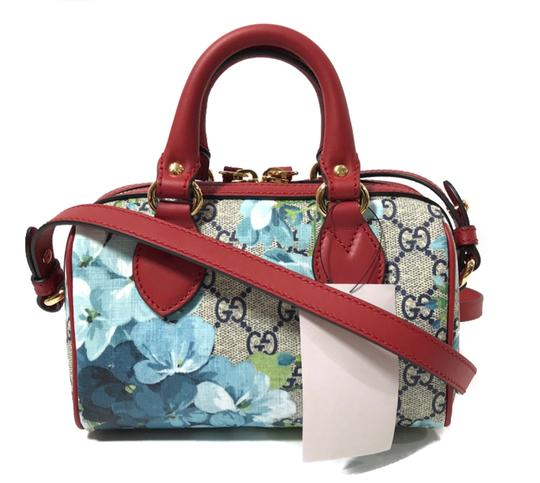 Gucci Handbag Purse 546312 Blooms Cross Body Bag Image 3