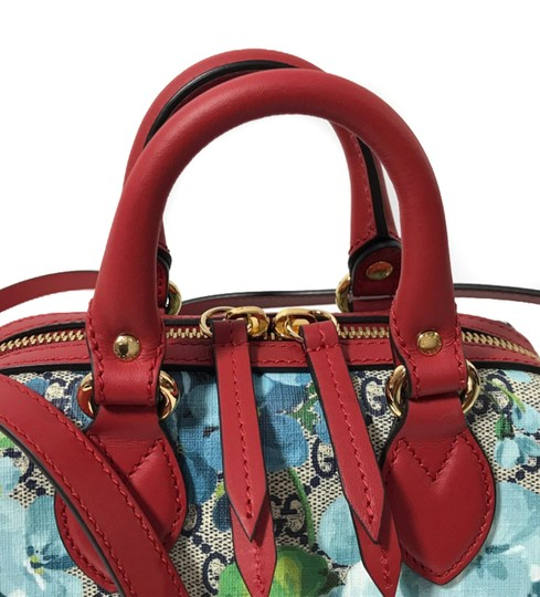 Gucci Handbag Purse 546312 Blooms Cross Body Bag Image 7