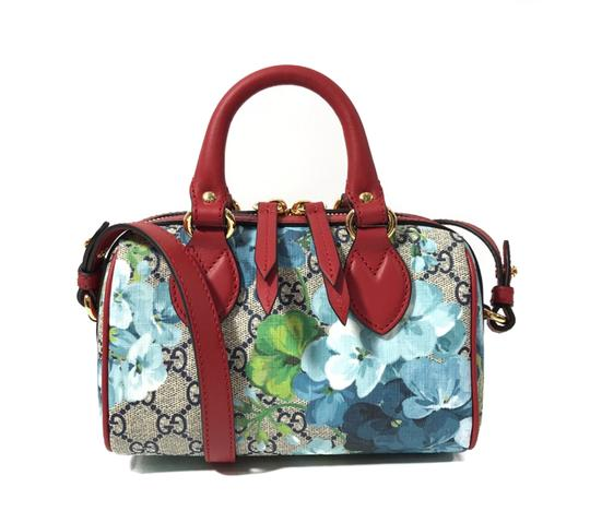 Gucci Handbag Purse 546312 Blooms Cross Body Bag Image 8