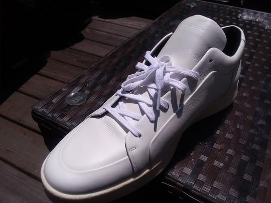 Balenciaga White Athletic Image 1