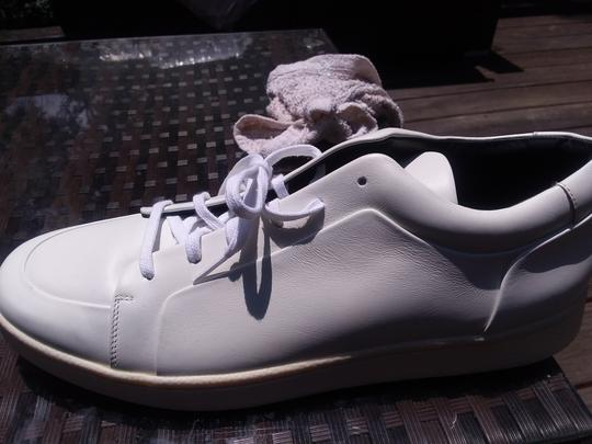 Balenciaga White Athletic Image 3