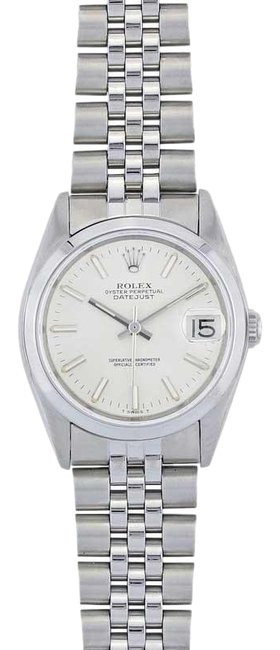 Rolex Silver Datejust Lady 26mm Stainless Steel 6824 Watch Rolex Silver Datejust Lady 26mm Stainless Steel 6824 Watch Image 1