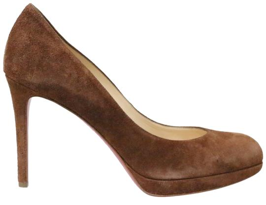 Christian Louboutin Brown Pumps Image 0