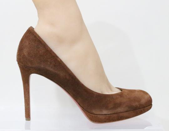 Christian Louboutin Brown Pumps Image 5