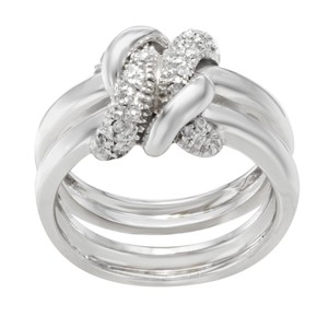 Saya Diamonds Ladies Ring 0.18 Cttw Size 7