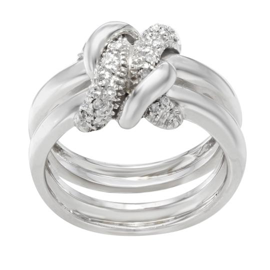 Preload https://img-static.tradesy.com/item/25657639/18k-white-gold-diamonds-ladies-018-cttw-size-7-ring-0-0-540-540.jpg