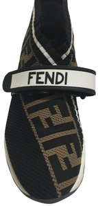 Fendi multi-color with letter F Athletic