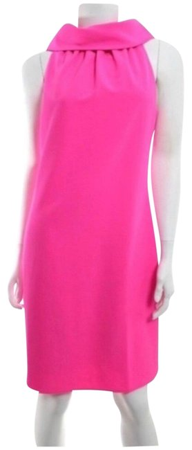 Preload https://img-static.tradesy.com/item/25657847/sail-to-sable-hot-pink-cowl-small-mid-length-cocktail-dress-size-4-s-0-1-650-650.jpg