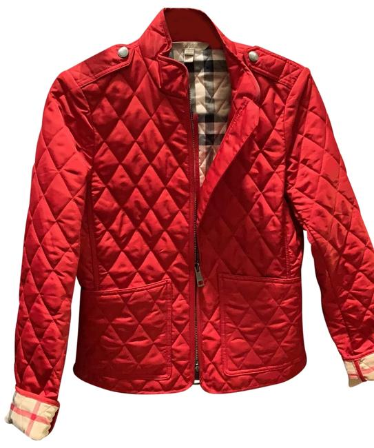 Item - Red Jacket Size Petite 6 (S)