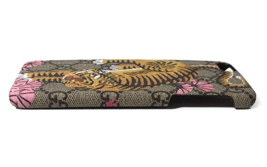 Gucci NEW GUCCI 452365 GG Supreme Bengal iPhone 6 Plus Phone Cover Image 4