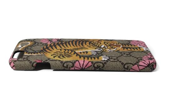 Gucci NEW GUCCI 452365 GG Supreme Bengal iPhone 6 Plus Phone Cover Image 11