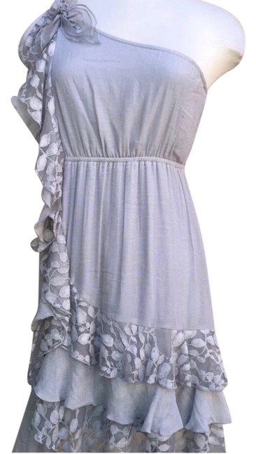 Preload https://img-static.tradesy.com/item/25658012/ryu-grey-a-reve-for-one-shoulder-silver-short-casual-dress-size-6-s-0-1-650-650.jpg