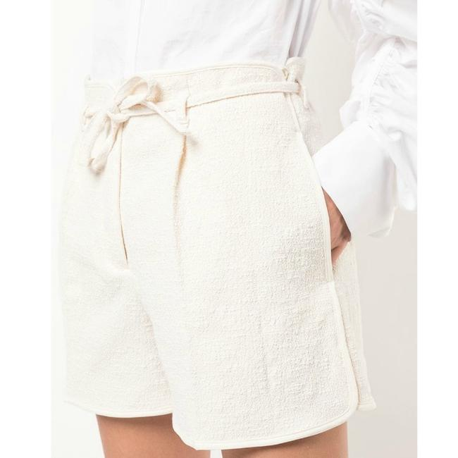 Jil Sander Dress Shorts Natural Image 1