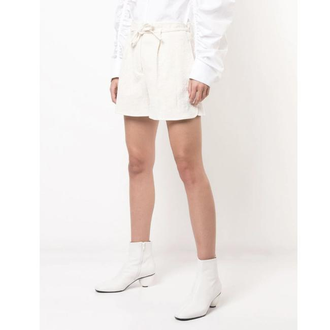 Jil Sander Dress Shorts Natural Image 2