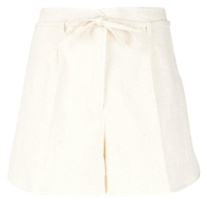 Jil Sander Dress Shorts Natural