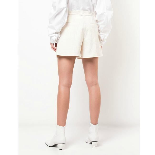 Jil Sander Dress Shorts Natural Image 3