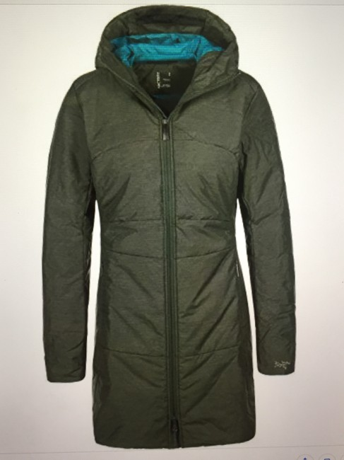 Arc'teryx New Hood Insulated Coat Image 3