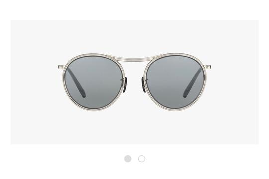 Preload https://img-static.tradesy.com/item/25658670/oliver-peoples-gray-mp-3-30th-ov-1219s-sunglasses-0-0-540-540.jpg