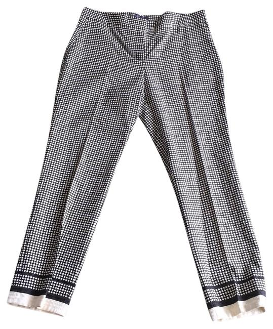 Preload https://img-static.tradesy.com/item/25658716/lanvin-blkcream-dot-42-nwot-pants-size-8-m-29-30-0-1-650-650.jpg